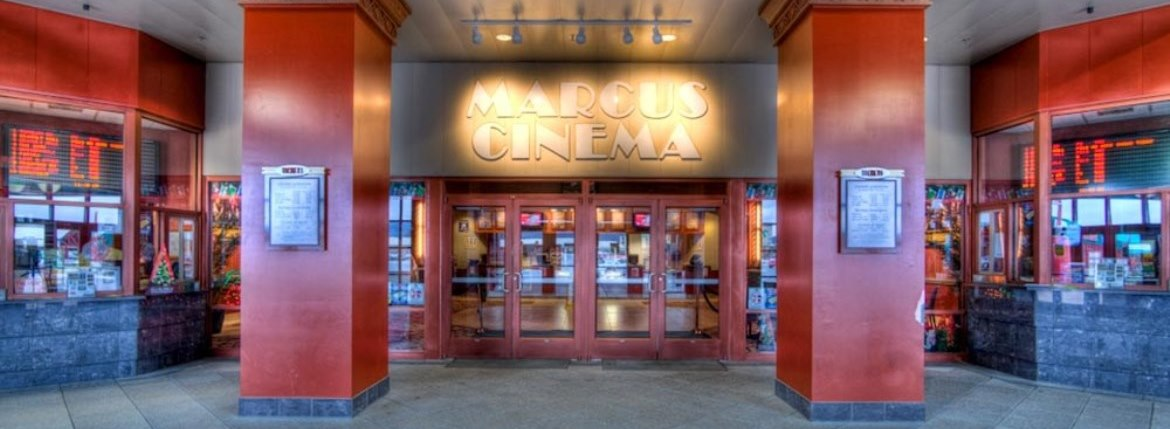Cedar Creek Cinema in Cedar Creek Mall