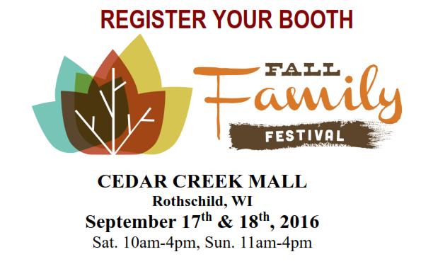 Cedar Creek Mall Fall Fest