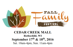 Cedar Creek Mall Fall Fest