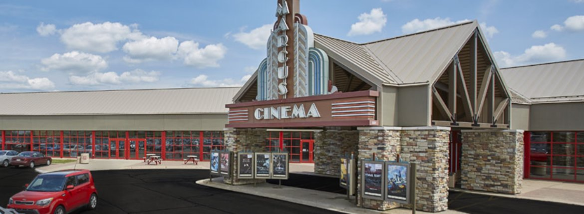 Marcus Theater Cedar Creek Mall