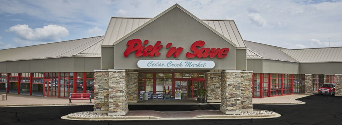 Pick N' Save Cedar Creek Mall