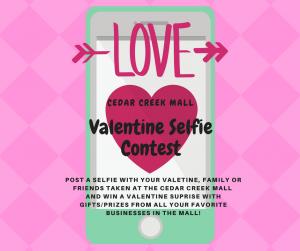 Valentine Selfie Contest