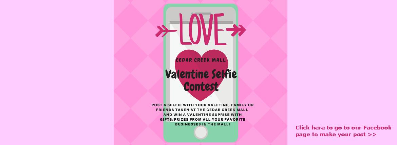 Valentine Selfie Contest-slider